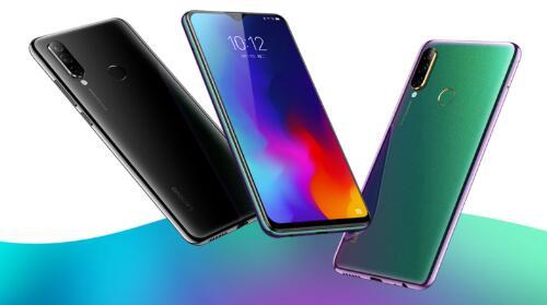 联想 Z6 青春版发布:首款支持北斗三代信号系统的手机