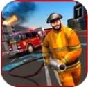 年美国消防员