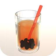 模拟珍珠奶茶制作