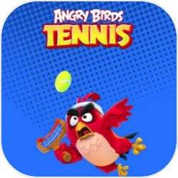 愤怒的小鸟网球