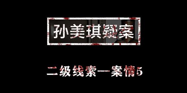孙美琪疑案金凤凰线索案情5位置
