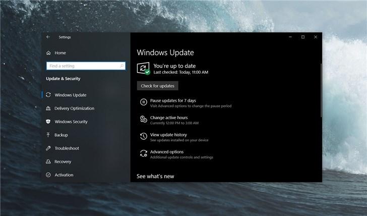微软2019 Windows 10更新五月版最低配置需求公布